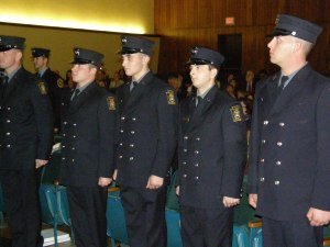 Allentown Fire Academy Graduates