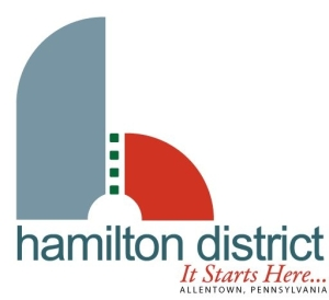 Hamilton District Logo