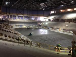 Arena Surface