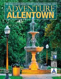 Adventure Allentown Cover