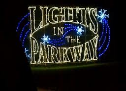 Lights in the Parkway